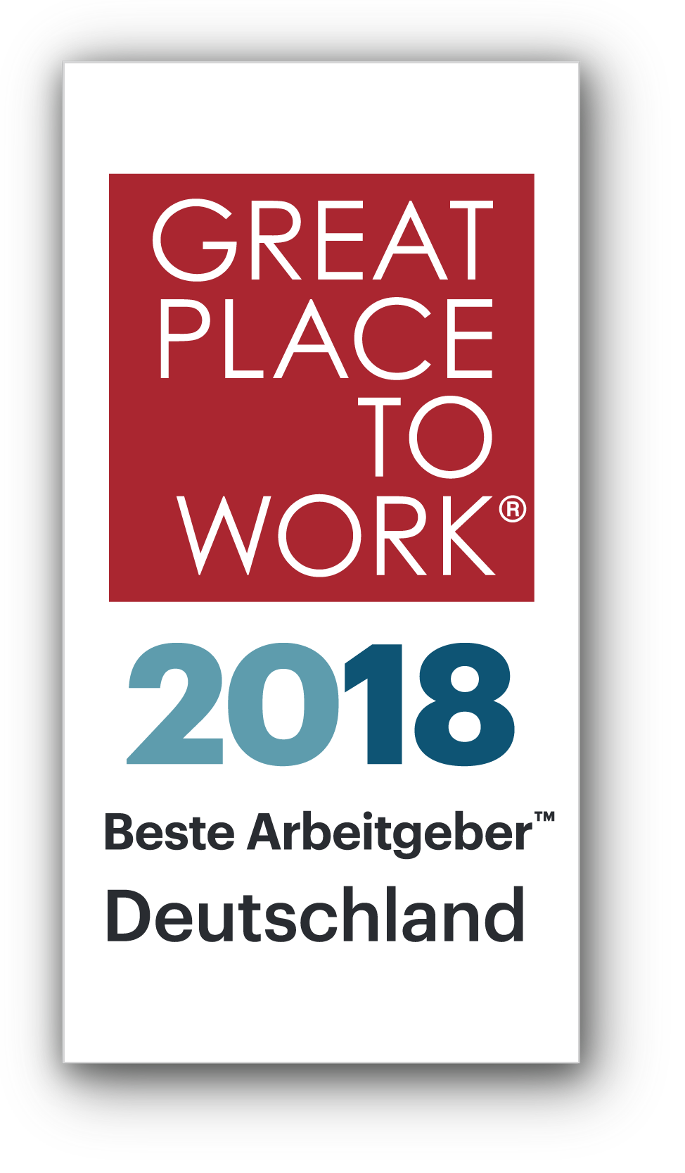 Great place to work, Deutschlands Beste Arbeitgeber 2014
